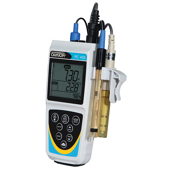 Multi-Parameter Water Quality Meter