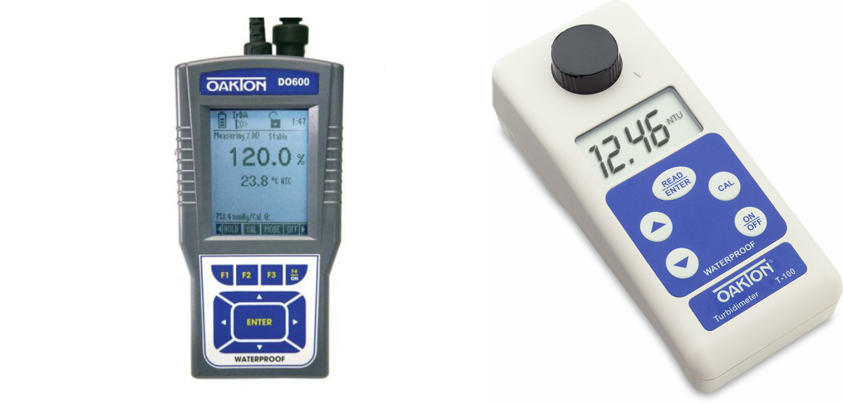 Single Parameter Water Quality Meter