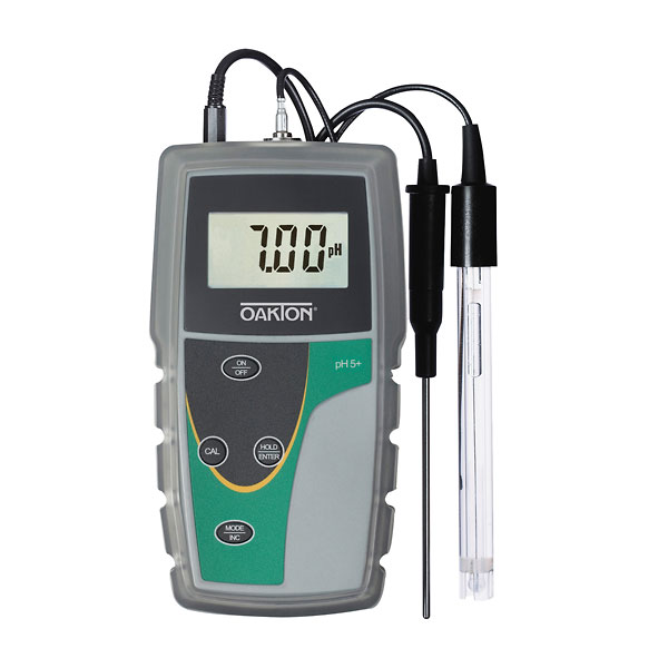 oakton pH 5+ 6+ meter osprey scientific