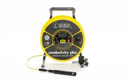 Heron Conductivity/Temp Meter