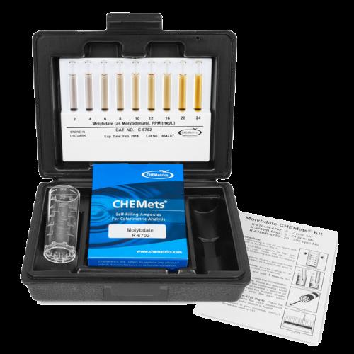 chemetrics molybdate test kit osprey scientific