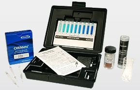 CHEMEtrics Sulfide Test Kit