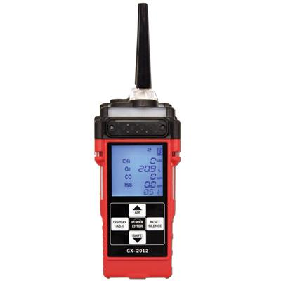 rki gx-2012 personal gas monitor osprey scientific