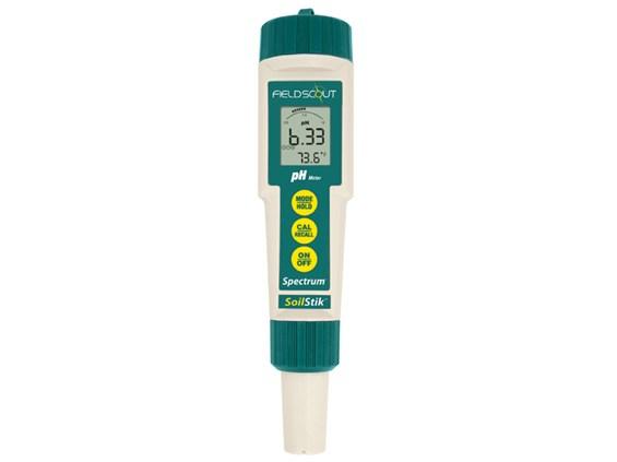 spectrum technologies soilstik pH meter osprey scientific