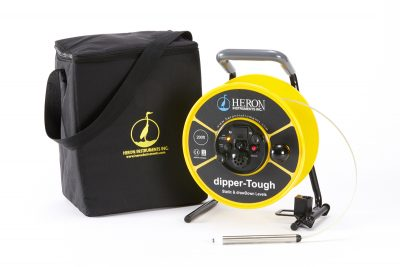 heron dipper-tough water level meter