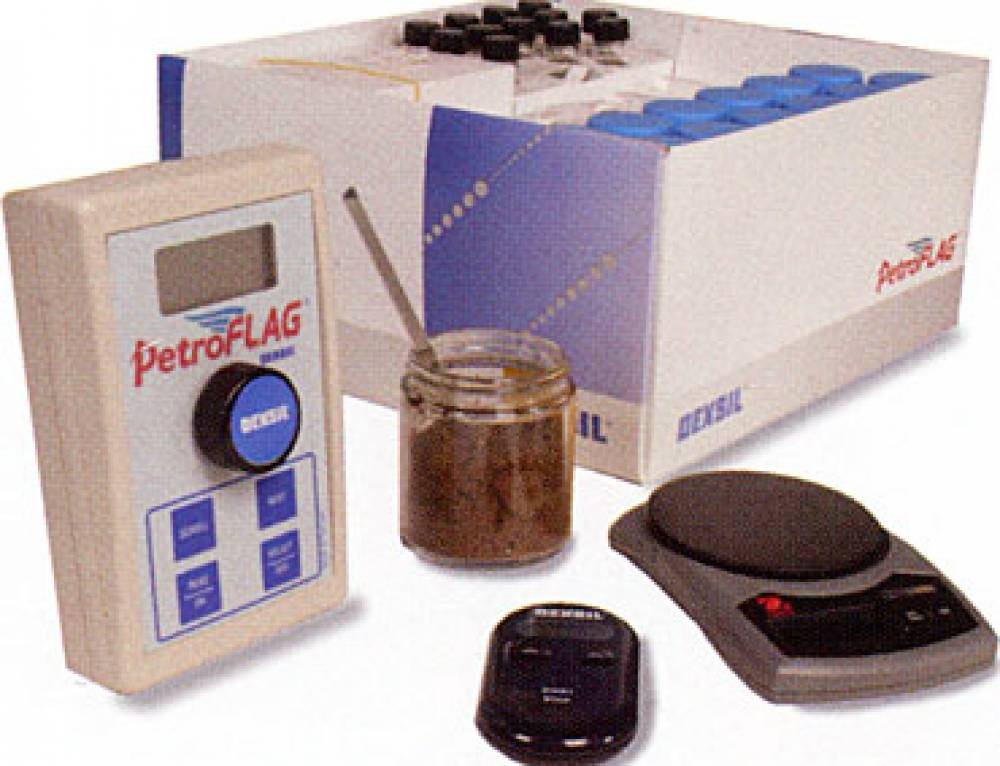 Field Portable PetroFLAG TPH Analyzer System
